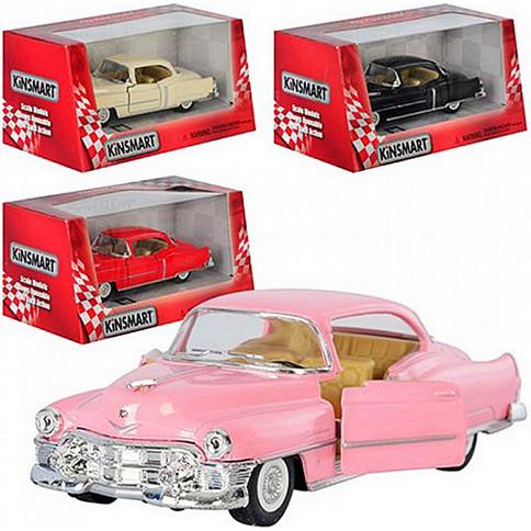 "Машина kinsmart ""Cadillac Series 62 Coupe 1953"""