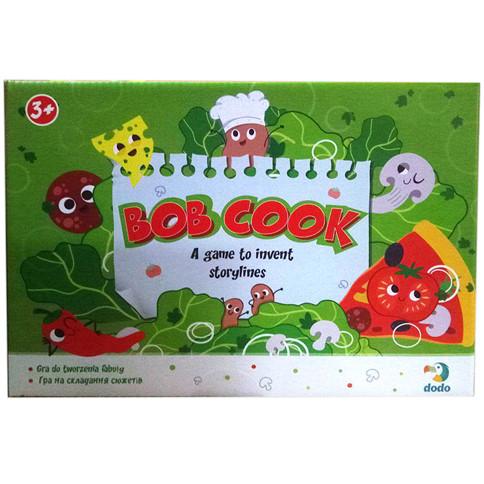 Гра на складання сюжету Боб Кок 300211 DODO
