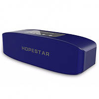 Портативная Bluetooth колонка Hopestar H11 Синий jv-9, КОД: 1087522