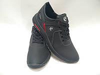 """Мужские кожаные кроссовки в стиле  """"Ecco"""" р. 43,45, фото 1"""