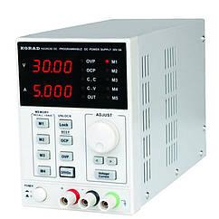 Програмоване лабораторний блок живлення KORAD KA3005D 30V 5A