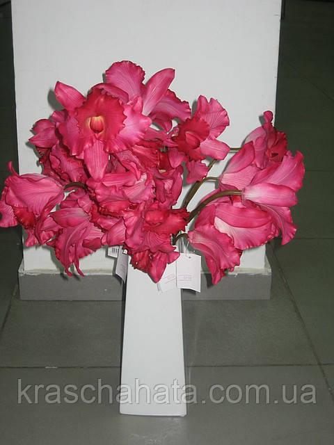 Орхидея, Искусственный цветок Н56 см, Искусственные цветы, Днепропетровск
