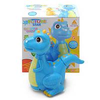 Динозаврик  муз. і світл.  (коробка )