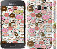 "Чехол на Samsung Galaxy Core Prime G360H Пончики в глазури ""2876c-76"""