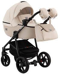 Детская коляска универсальная 2 в 1 Adamex Hybryd Plus BR244 (Адамекс, Польша)