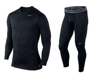 Комплект термобелья Nike Pro Compression , удобный и приятный, премиум качество, реплика!