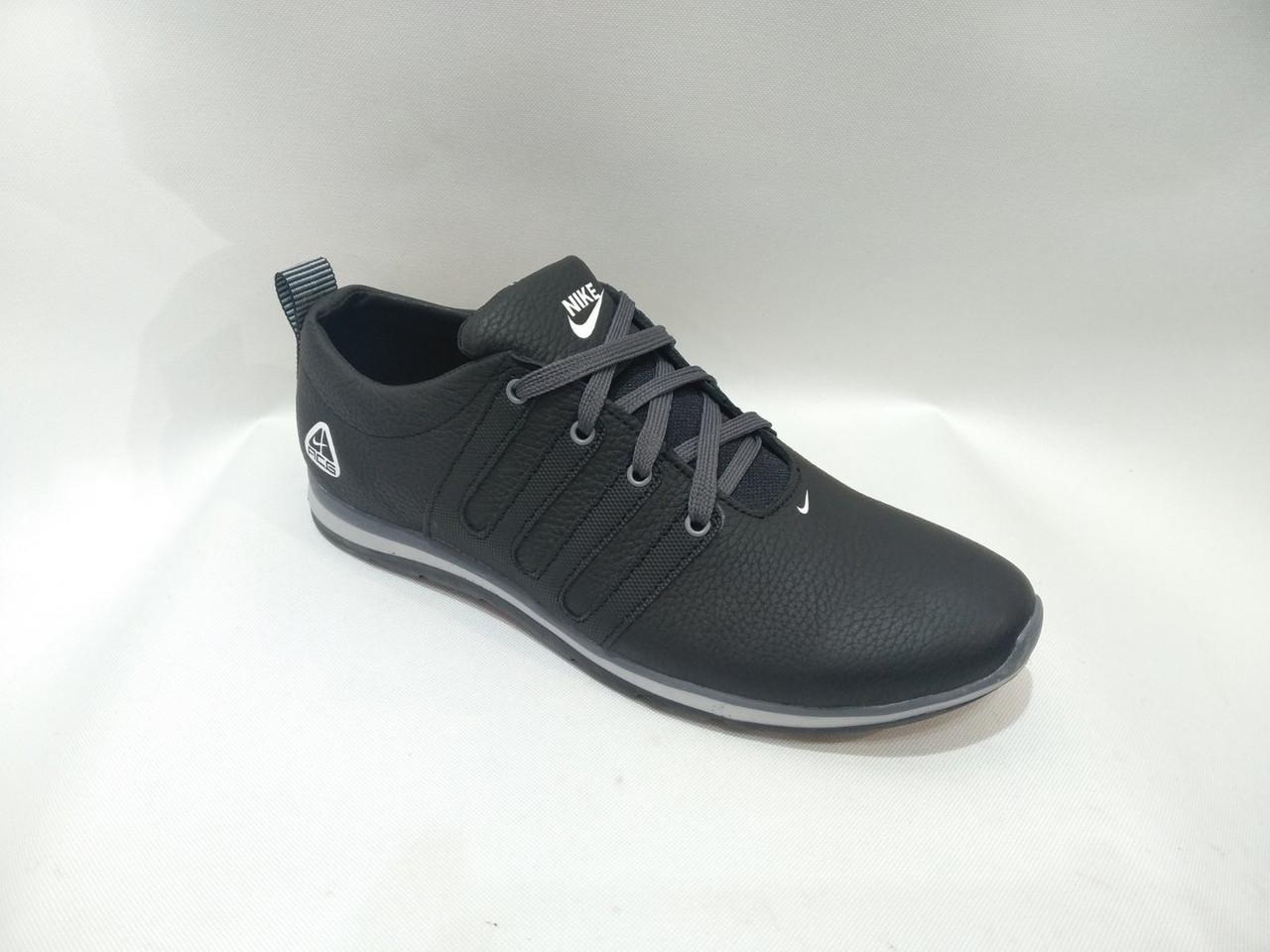 Мужские кроссовки Nike  /  черные, фото 1