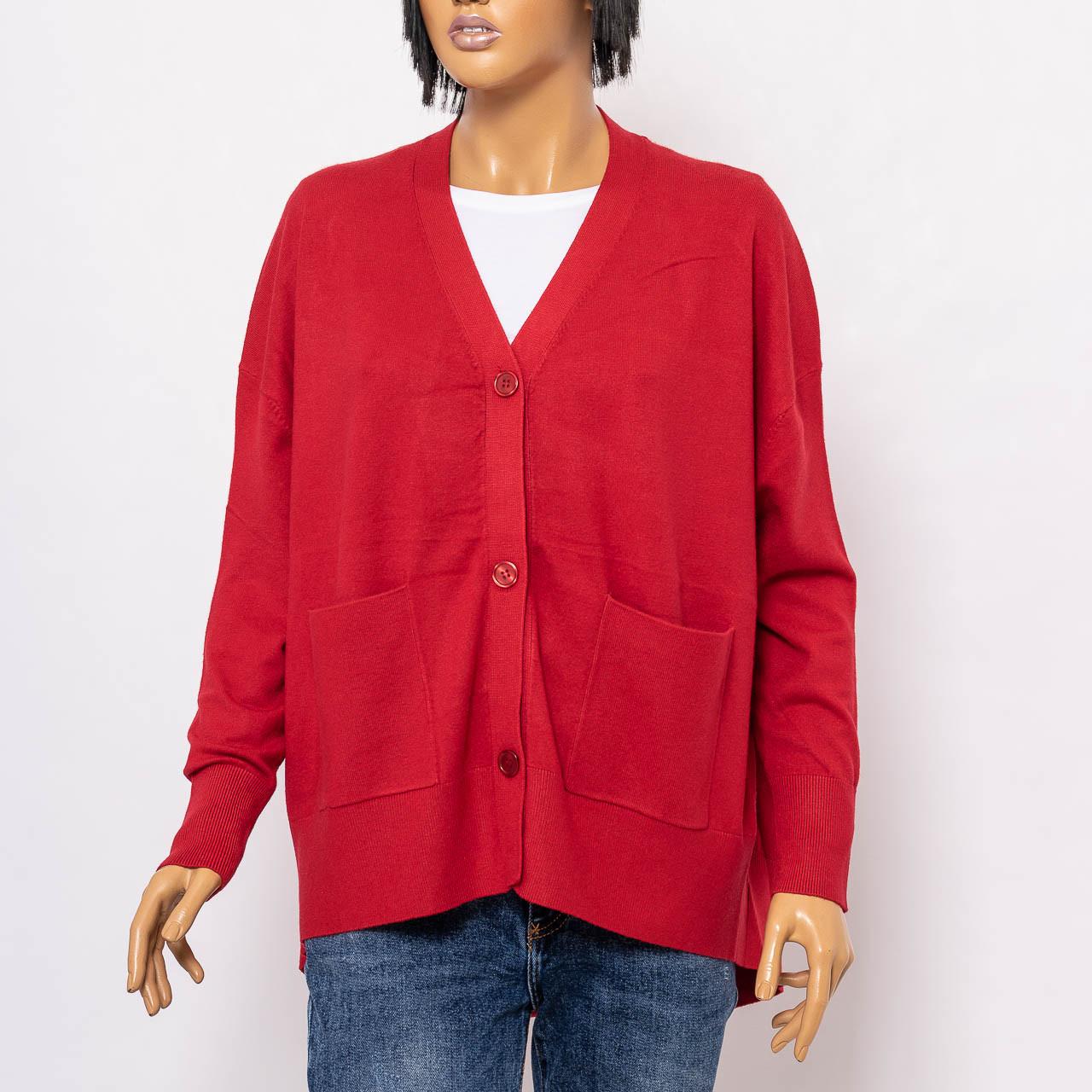 Джемпер женское FINERY L702 RED