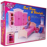"""Мебель для кукол Барби """"Глория"""" Спальня 24014 с аксессуарами"""