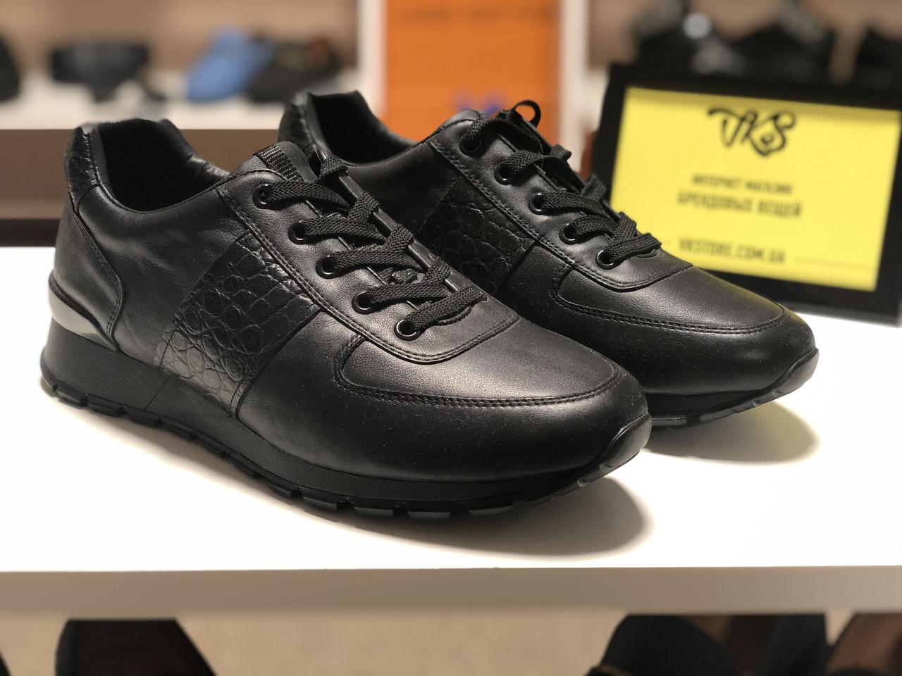 Купить кроссовки мужские - Prada (Прада) арт. 42-37