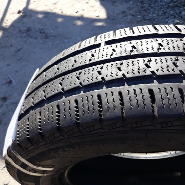 Бусовские шины б.у. / резина бу 225.70.r15с Nexen GuardWin Нексен