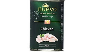 Консерва для собак Nuevo Adult з куркою 800 р.