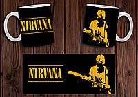 """Чашка """"Nirvana"""" №2"""