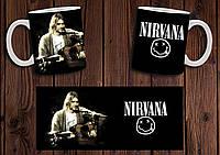 """Чашка """"Nirvana"""" №3"""