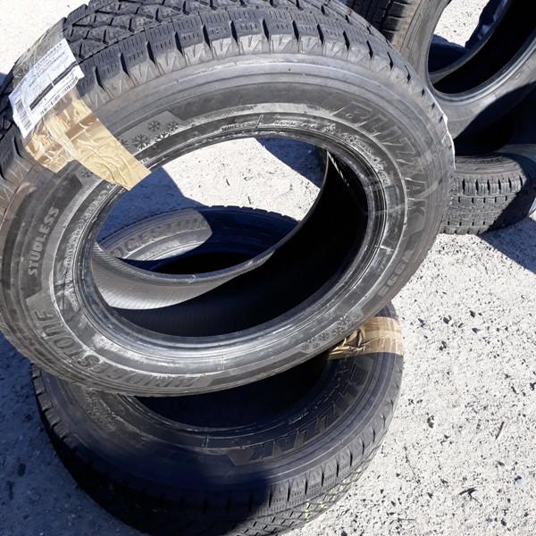 Шины б.у. 225.65.r16с Bridgestone Blizzak Бриджстоун. Резина бу для микроавтобусов. Автошина усиленная. Цешка