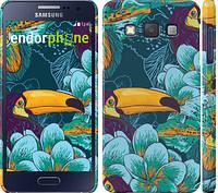 "Чехол на Samsung Galaxy A3 A300H Тропики ""2852c-72"""
