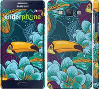 "Чехол на Samsung Galaxy A5 A500H Тропики ""2852c-73"""
