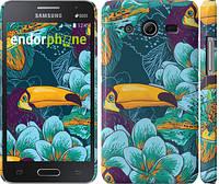 "Чехол на Samsung Galaxy Core 2 G355 Тропики ""2852c-75"""