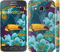 "Чехол на Samsung Galaxy Core Prime G360H Тропики ""2852c-76"""