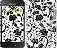 "Чехол на Samsung Galaxy Core 2 G355 Узор 75 ""2844c-75"""