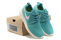 Nike Roshe Run Бирюзовые