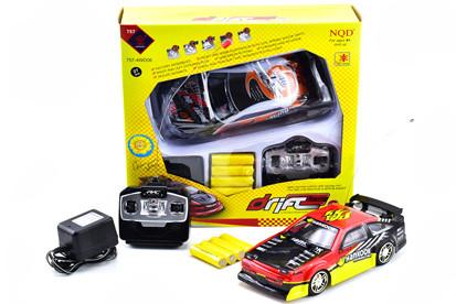 Машинка  спортивна легкова радіокерованааккум. 5видів