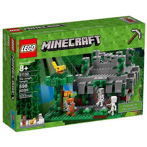 Конструктор Minecraft Гірська шахта 504 деталі