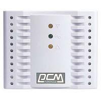 Стабилизатор Powercom TCA-3000 white