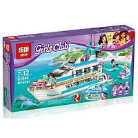 "Конструктор Lepin 01044 (Аналог Lego Friends 41015) ""Круїзний лайнер"" 661 деталь, фото 1"
