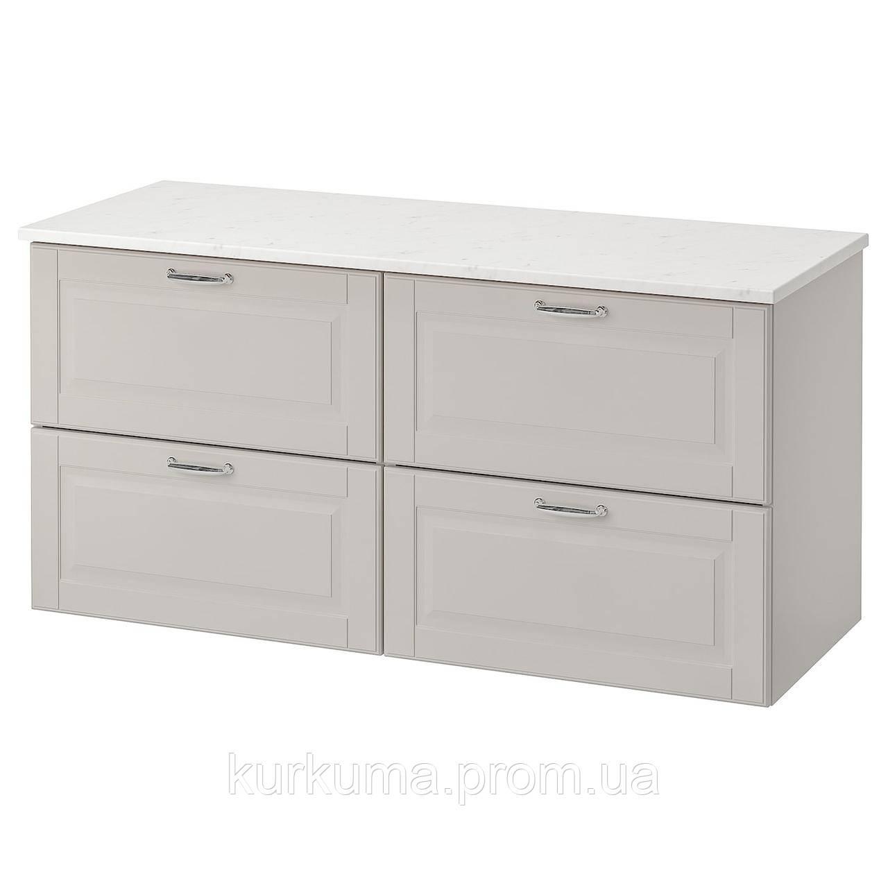 Шкаф под умывальник IKEA GODMORGON / TOLKEN (192.956.10)