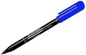 Маркер Перманентний, тонкий,синій 2846М Centropen, Чехія