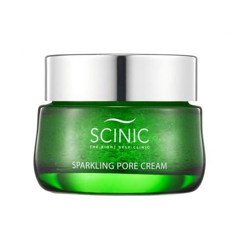 Увлажняющий крем для лица Scinic Sparkling Pore Cream 50 мл