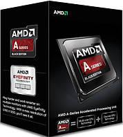 Процессор AMD A6-6400K box (AD640KOKHLBOX) (Сокет FM2, 3.9 GHz, ядер / потоков: 2/2, Кэш 2 уровня: 1 MB, Radeo