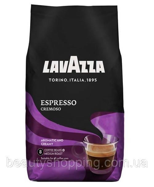 Lavazza Espresso Cremoso зернової кави 1 кг Італія
