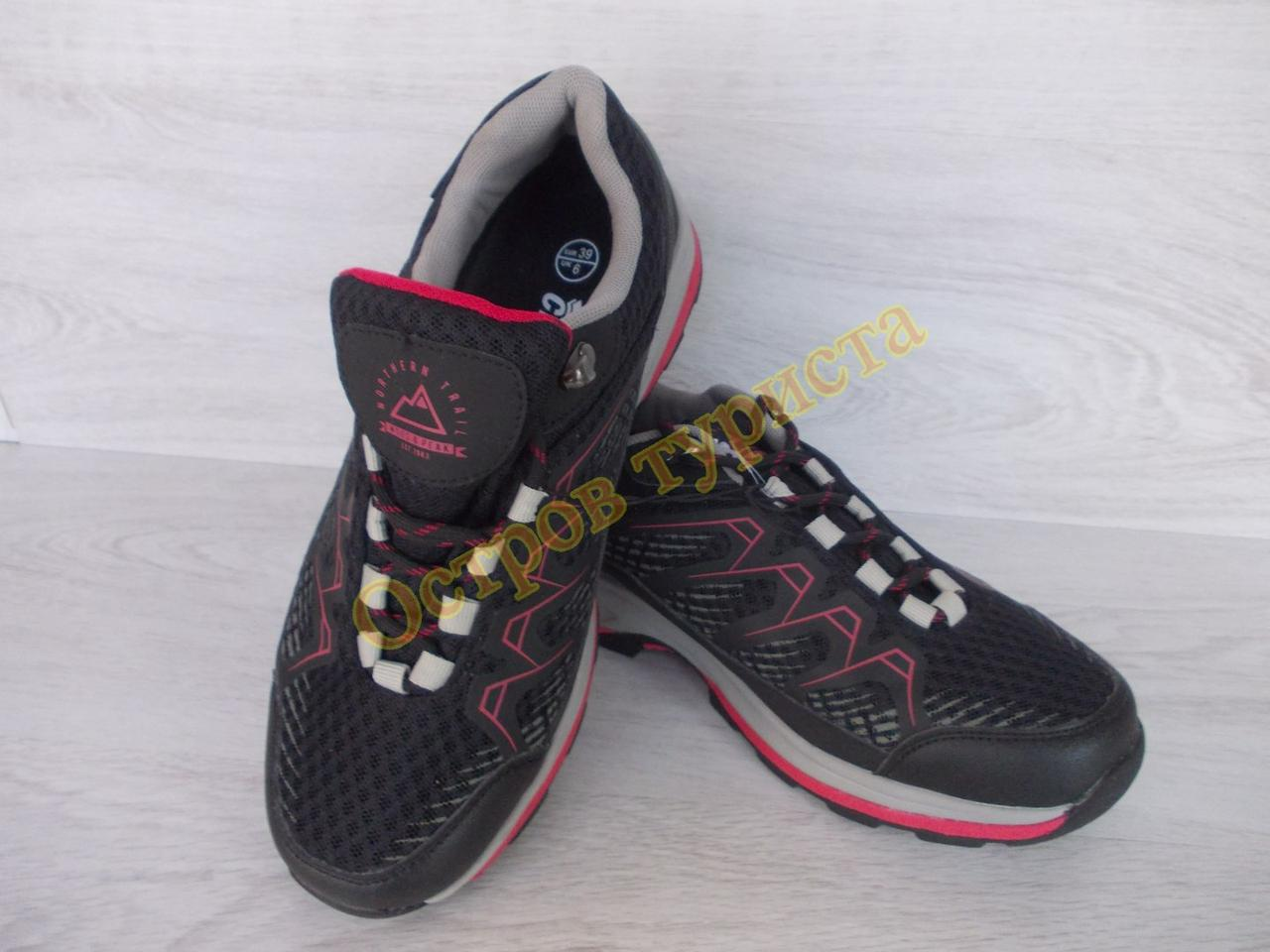 Трекінгові кросівки crivit Waterproof 309143 розмір 39 устілка 25.5 см чорні
