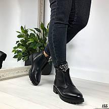 Низкие зимние ботинки, фото 3