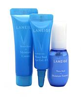 Набор миниатюр для увлажнения кожи Laneige Water Bank Moisture Kit (3 items), фото 1
