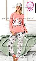 Женские теплые пижамы изумительного качества