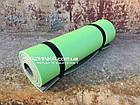Толстый каремат 1800х600х12мм, зелено-серый, фото 2