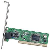 Сетевой адаптер TP-LINK TF-3239DL (1xRJ45, Стандарт: Fast Ethernet, интерфейс подключения: PCI 2.2, Чип: Realt
