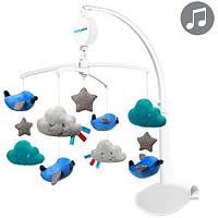 Музыкальный мобиль на кроватку BabyOno Planes (627)