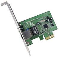 Сетевой адаптер TP-LINK TG-3468 (1xRJ45, Стандарт: Gigabit Ethernet, интерфейс подключения: PCI-E, Чип: HST-24
