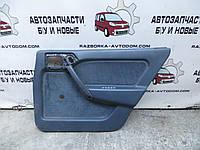 Карта двери задней правой Opel Vectra A (1988-1995) OE:90286752