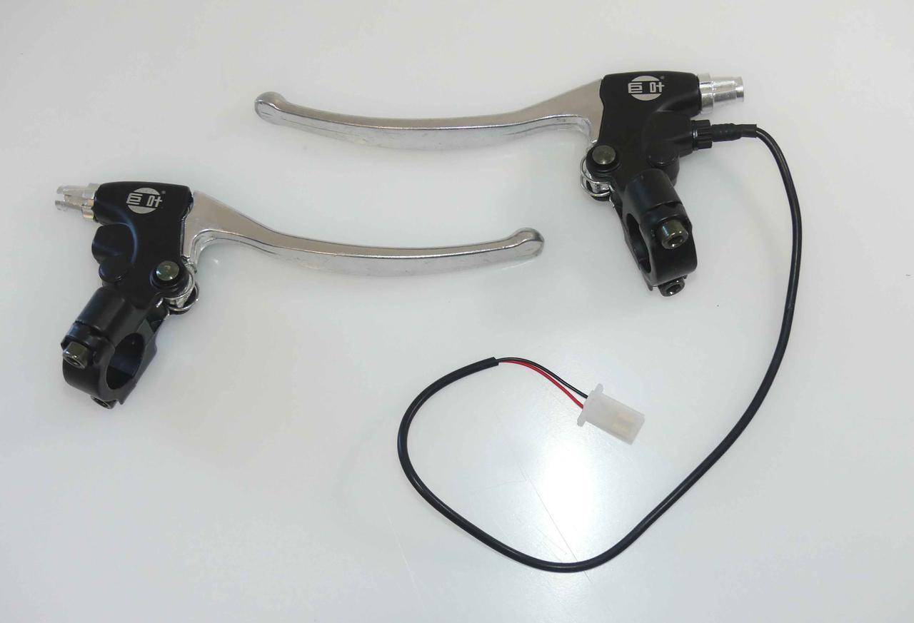 Ручка тормоза 2 шт для электровелосипедов