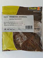 "Faller 170704 - Набор присыпки  "" пахотная земля ""  для ланшафтных дизайнов, масштаба  G, 0, H0, TT"