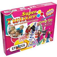 Игра Strateg Super twister, укр. (386)