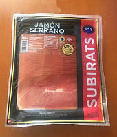 Хамон Subirats Jamon Serrano, 500гр Испания