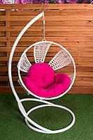 Детское подвесное кресло кокон Цветок ЮМК