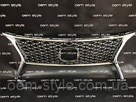 Решетка радиатора Lexus RX 3 поколение рестайлинг  F-Sport 2012-2015