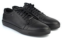 Кроссовки кеды обувь больших размеров мужская черные Rosso Avangard BS Gushe Black